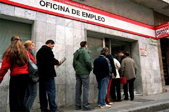 Los aut nomos y el paro paro aut nomos ser aut nomo for Oficina de empleo online