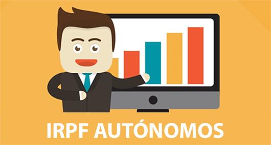 IRPF autónomos | Ser autónomo