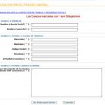 Buzon anónimo para denunciar casos de fraude laboral