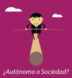 hacerse autonomo o constituir una sociedad