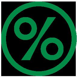 Porcentajes en el impuesto de sociedades