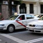 taxi pitch inversores en un taxi