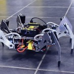 robot creado por unos emprendedores