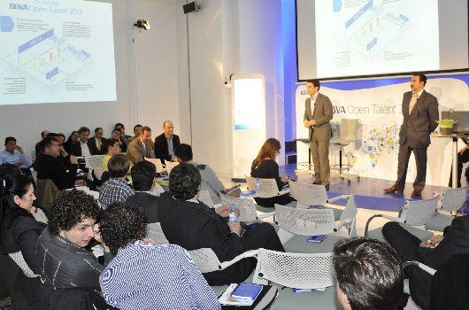 Mas de_1.200_emprendedores_participaran_en_el_BBVA_Open_Talent