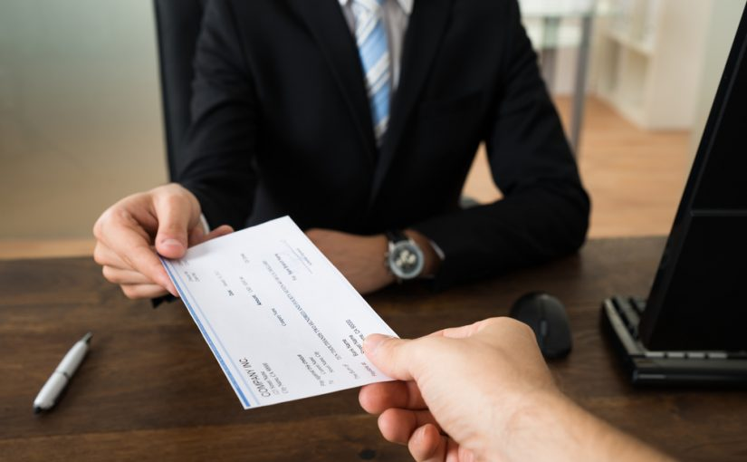 cheques para empresas