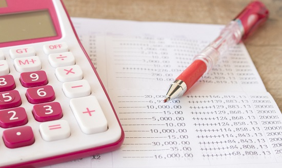libro de registro de gastos