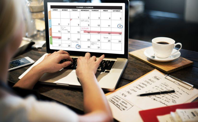 Registros de las jornadas laborales