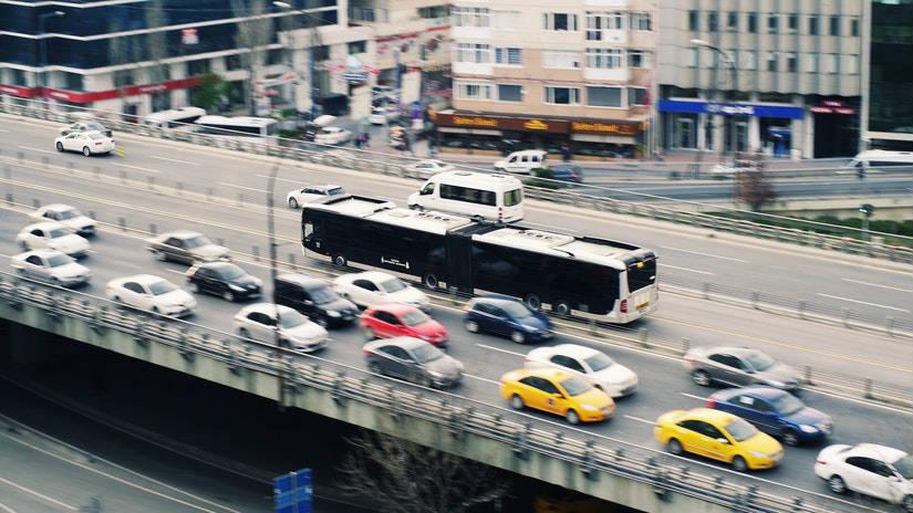 Transporte en vanpooling para trabajadores