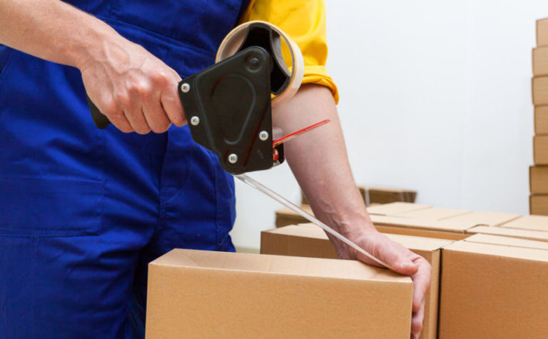Ideas para embalar los productos de tu tienda online.
